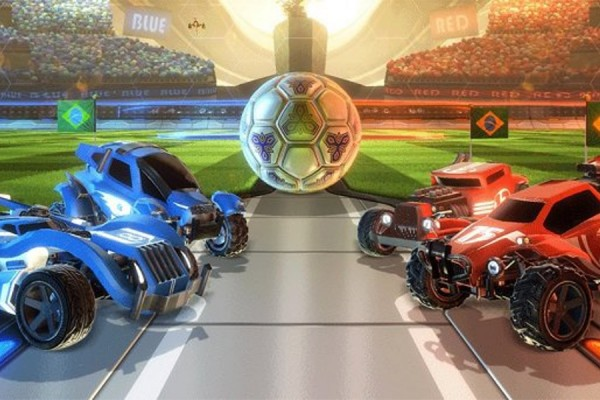 Rocket League graphics