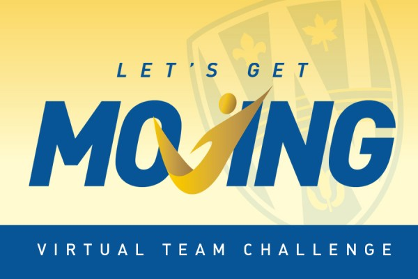 Let's Get Moving logo