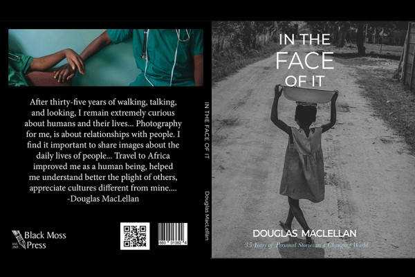 "Cover of ""In the Face of It"""