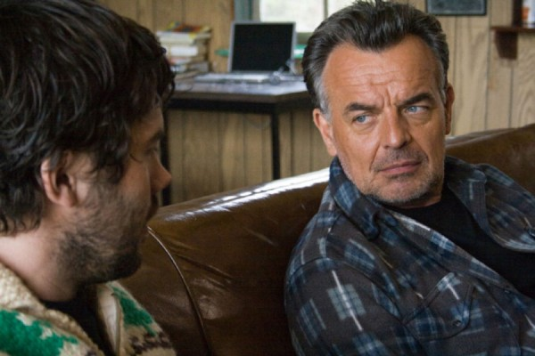 "Mike Stasko and Ray Wise in a scene from the drama ""Iodine."""