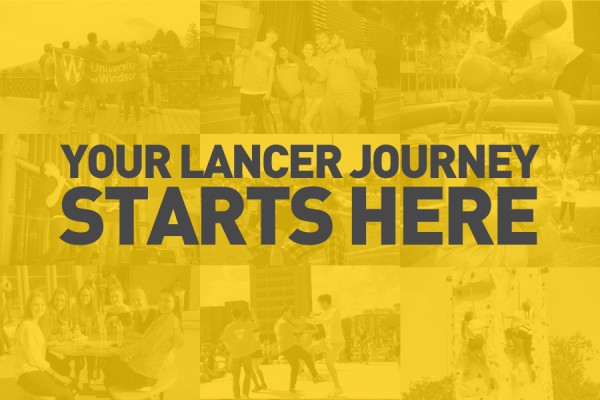 "graphic ""Your Lancer Journey Starts Here"""