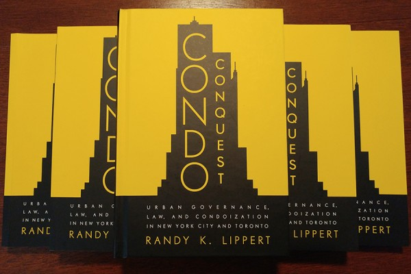 Book cover: Condo Conquest.