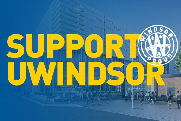 banner image Support UWindsor website