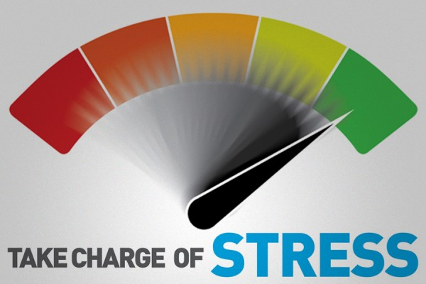 "A new wellness campaign encourages UWindsor employees to ""Take Charge of Stress."""