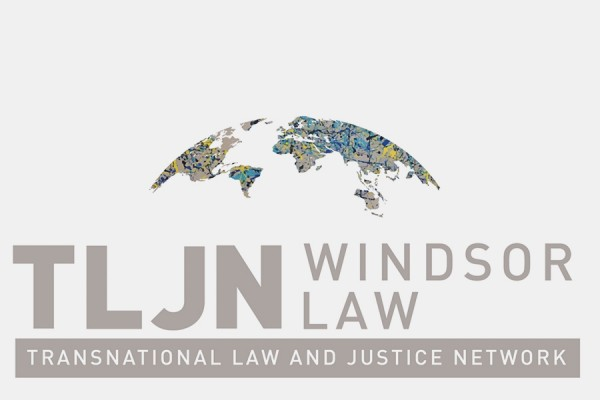 logo of Transnational Law and Justice Network