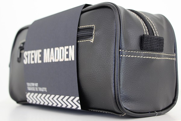 Steve Madden toiletry kit