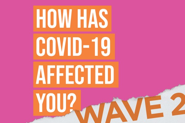 illustration: how has COVID-19 affected you?