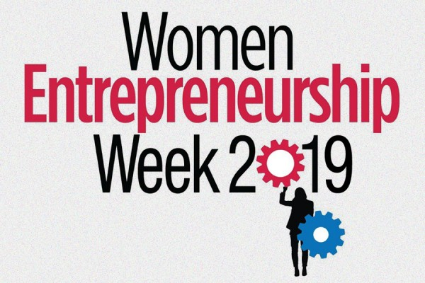 logo Women Entrepreneurship Week
