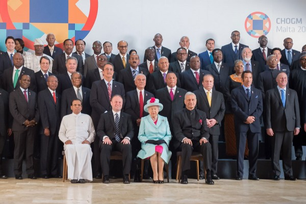 The leaders of the Commonwealth of Nations are pictured during the 2015 Commonwealth Heads of Government Meeting. (Photo courtesy of Commonwealth Secretariat/UWindsor)