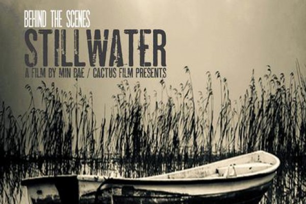 Filmmaker Min Bae and his crew will present a behind-the-scenes look at the making of his latest film, Stillwater.