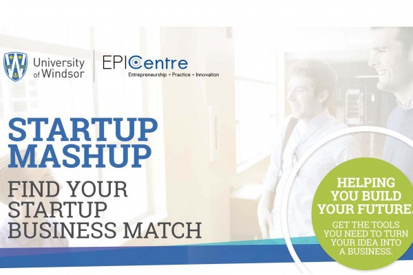 "The  coming ""Startup Mashup"" event will give students and entrepreneurs the opportunity to introduce their business ideas to possible partners, or use their skills to join one."