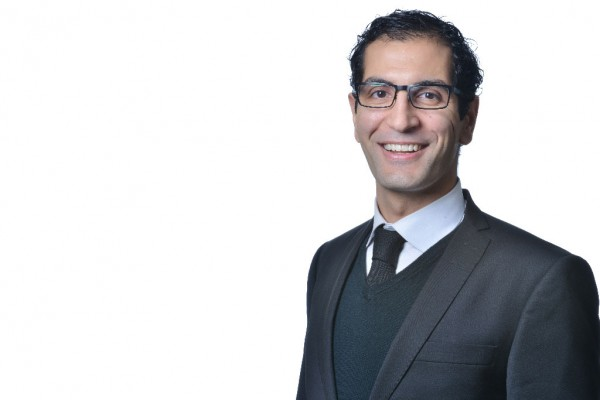 Windsor Law Professor Wissam Aoun recently received government funding to expand the faculty's intellectual property law clinic.
