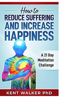 book cover How to Reduce Suffering and Increase Happiness: A 21 Day Meditation Challenge