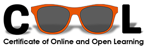 Certificate in Open and Online Learning logo