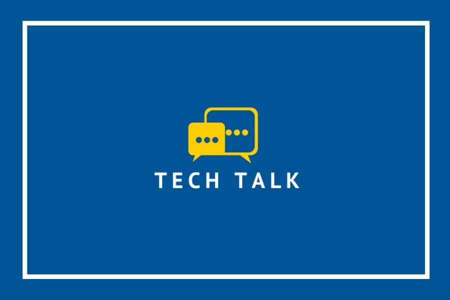 logo for Tech Talk