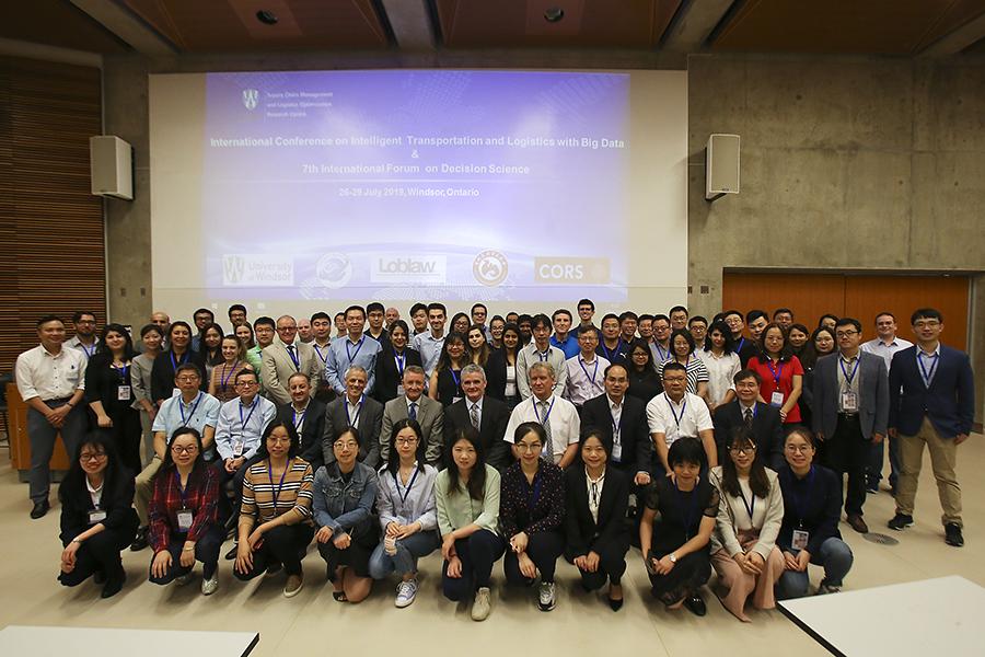 2019 International Conference on Intelligent Transportation and Logistics with Big Data
