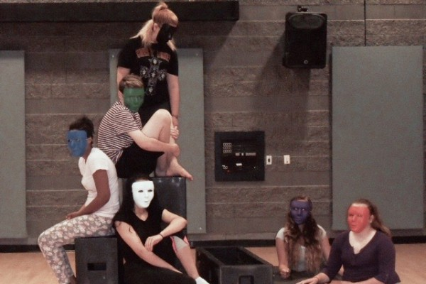Changing the Odds: Community Transformation Through the Arts program has engaged 19 Windsor teens in experiences with a view to expanding their horizons through drama, music, dance and art.