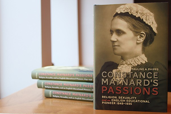Constance Maynard book cover