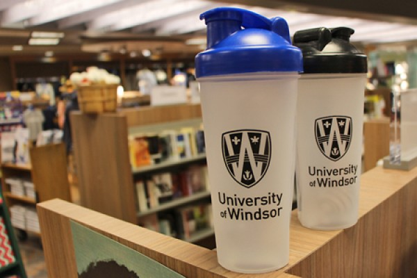 Bottle blender on sale at Campus Bookstore