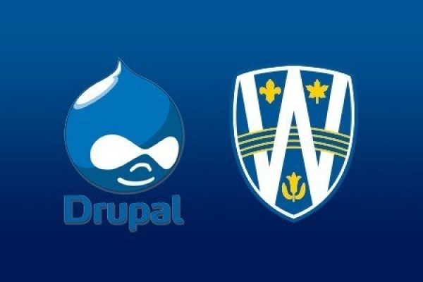 Drupal training illustration