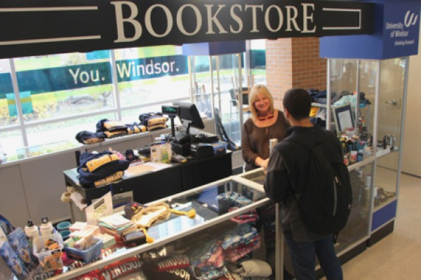 Image result for University Book Store Employee
