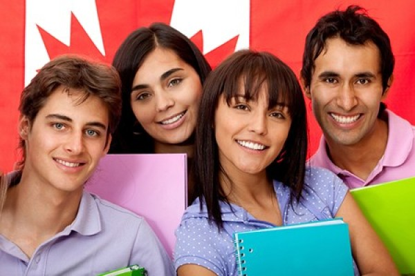 students from varying post-secondary programs
