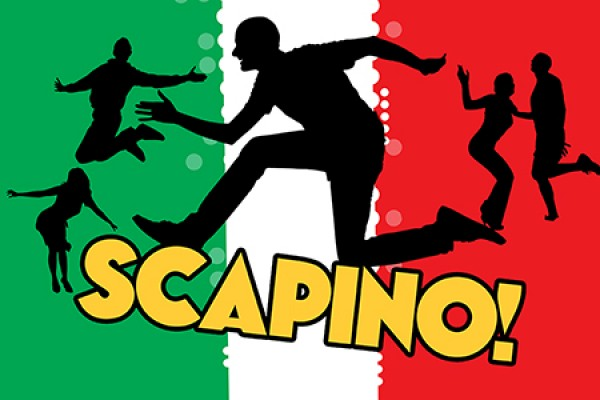 poster image: Scapino!