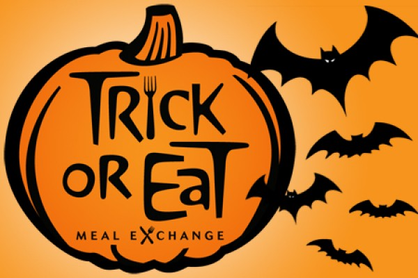 Trick or Eat logo