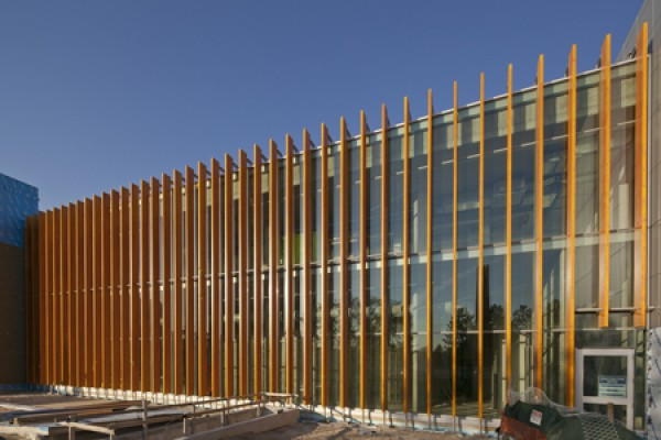 Wood Facade Interior
