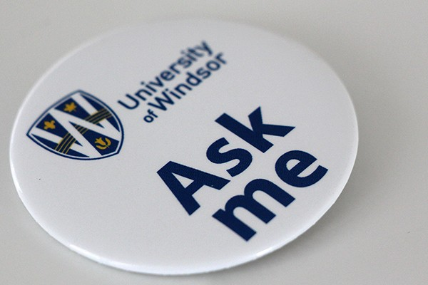 "an ""Ask Me"" button"