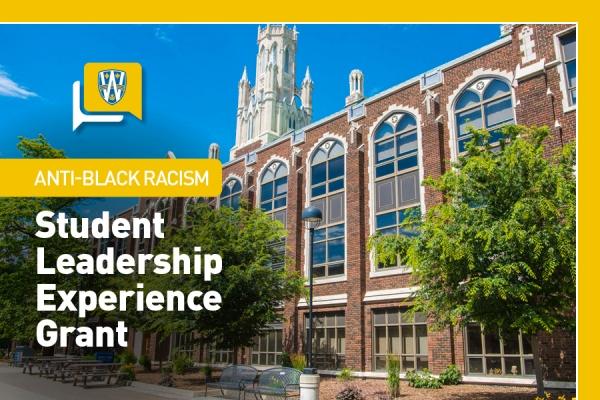 logo: Anti-Black Racism Student Leadership Experience Grants