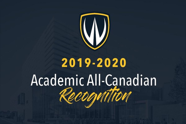 graphic representing Academic All-Canadians