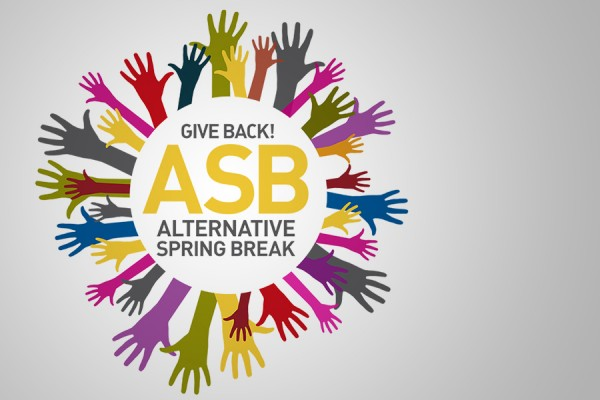 Alternative Spring Break logo