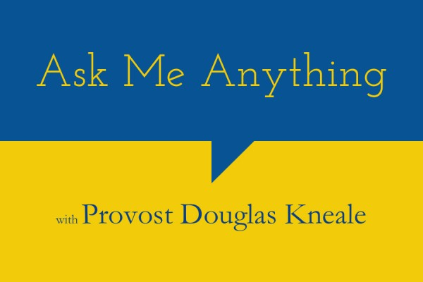 Ask Me Anything graphic