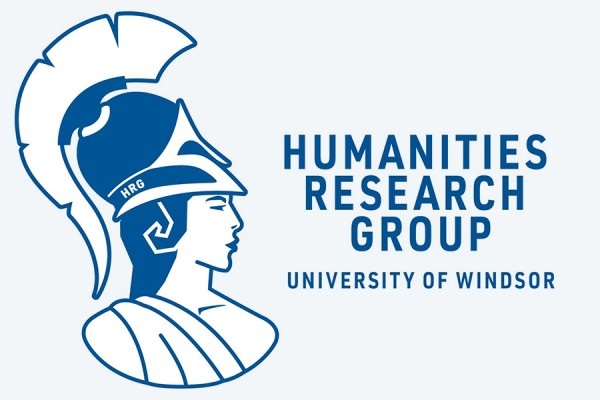 Athena head logo of the Humanities Research Group