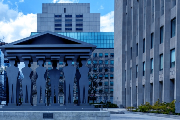 Superior Court in Toronto