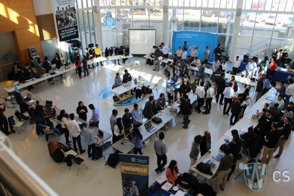 Computer Science Demo Day will showcase the work of UWindsor students Friday in the student centre main lobby.