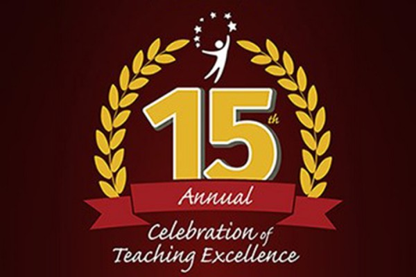Celebration of Teaching Excellence logo