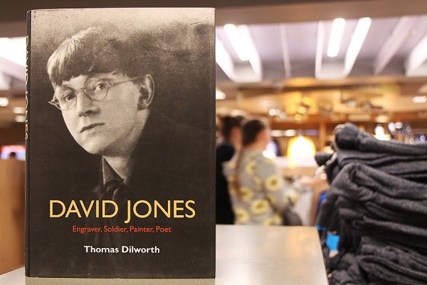 "cover of ""David Jones"""