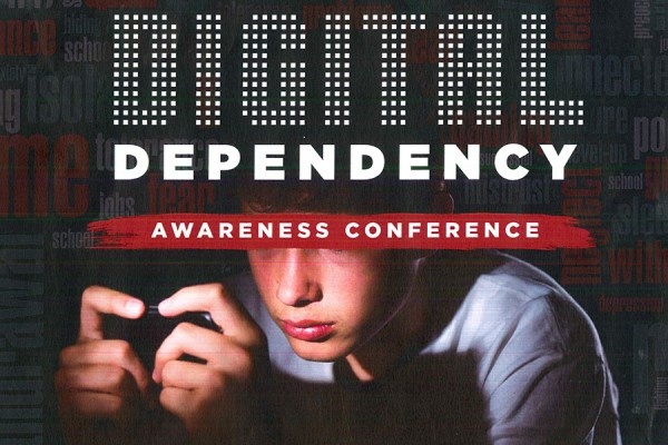 digital dependency poster image