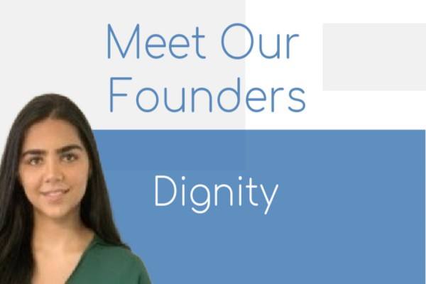 Ganeet Kaur is the founder of Dignity, an online care coordination platform designed for the caregiving industry.