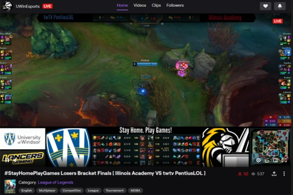 screen grab frrom League of Legends