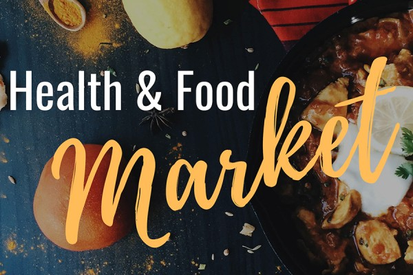 logotype: Food & Health Market