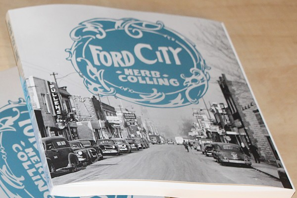 "Cover of ""Ford City"" book"