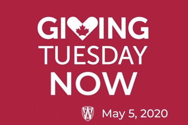 logo for Giving Tuesday Now