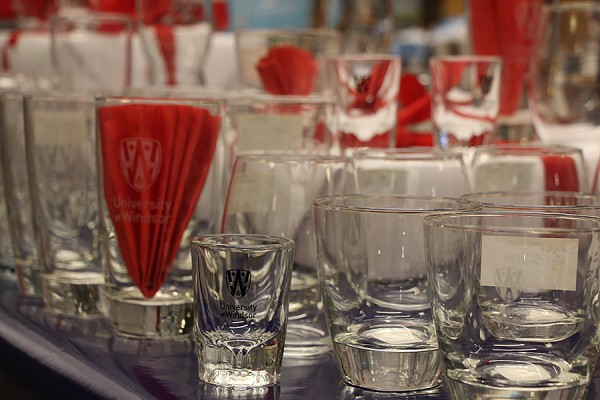 glassware on sale