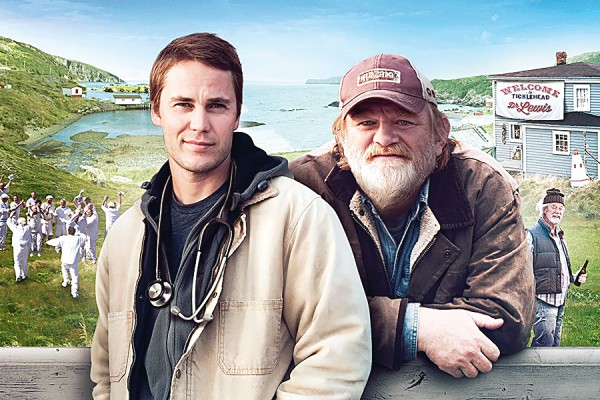 Taylor Kitsch and Brendan Gleeson