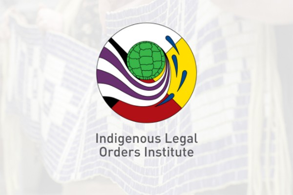 The logo of the Indigenous Legal Orders Institute