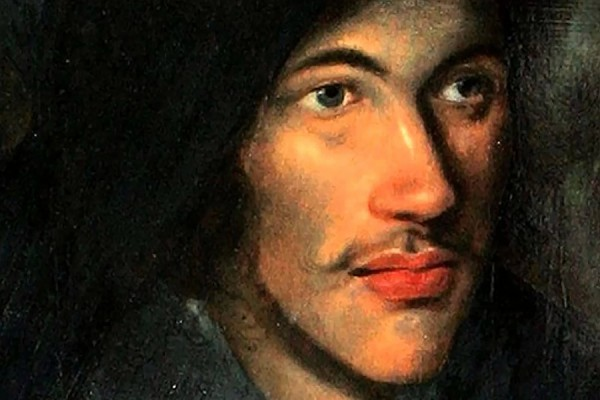 anonymous portrait of John Donne
