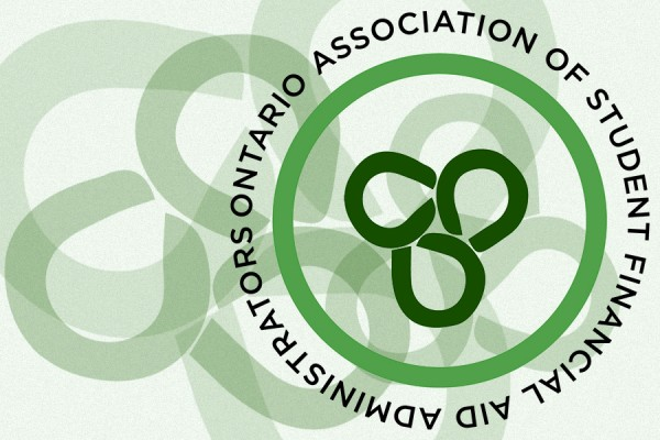 logo of the Ontario Association of Student Financial Aid Administrators